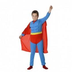 DISFRAZ HEROE SUPERHOMBRE