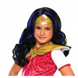 PELUCA WONDER WOMAN