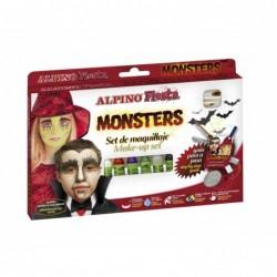 Set monster 6 unids....
