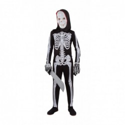 Malla de licra esqueleto...