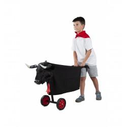 Carrro de toro dos ruedas